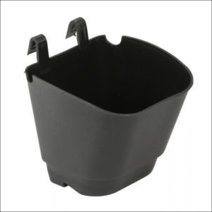 Yoidentity Vertical Pot (Black)