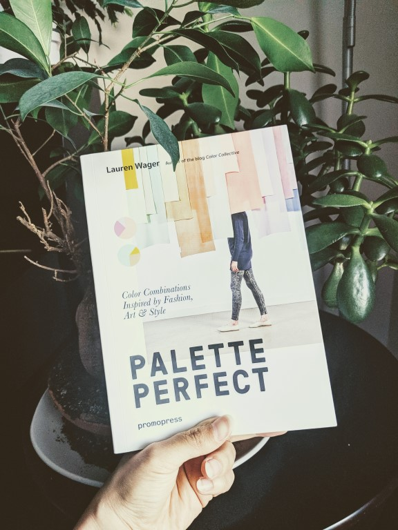 color palette book