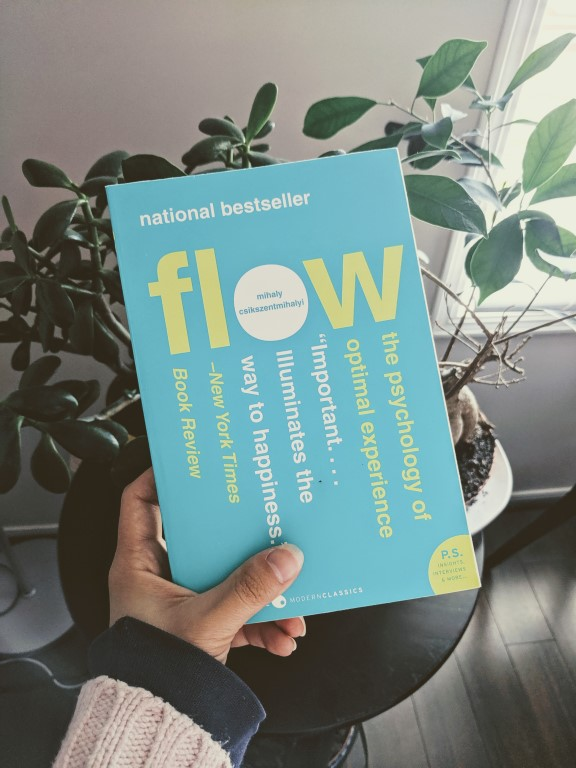 how to get into a flow state