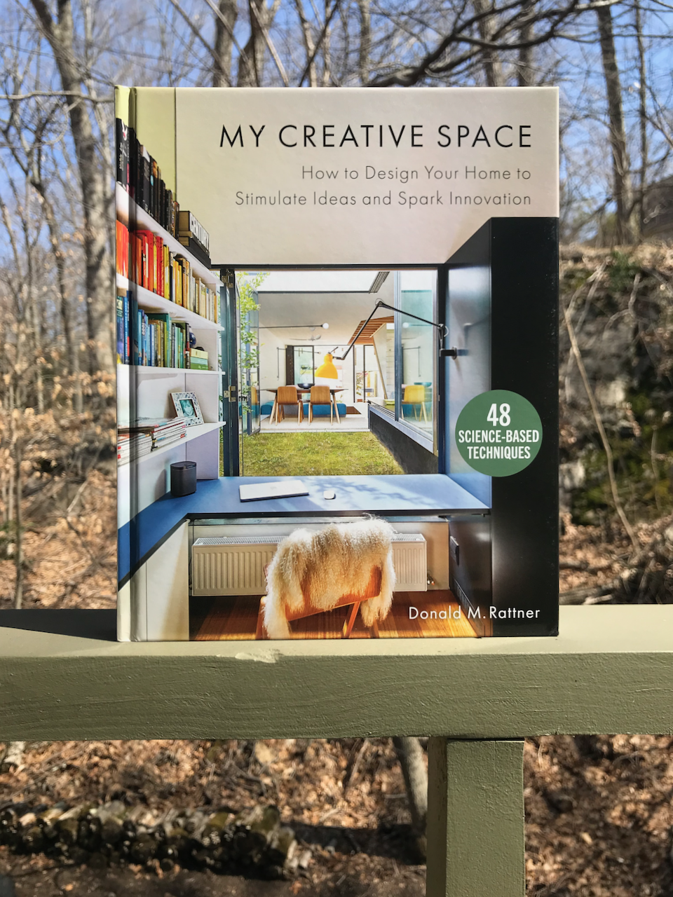 creative home my creative space donald rattner interview