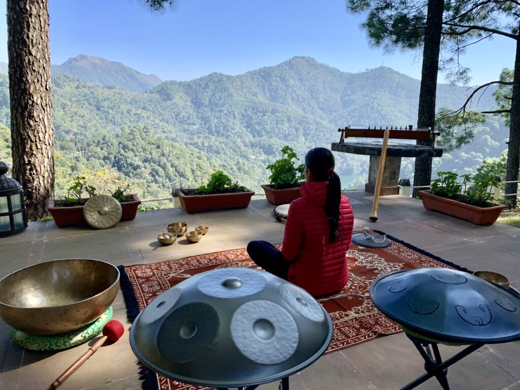 SOUND HEALING LUXURY RETREAT