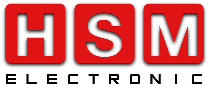 HSM Electronic Logo