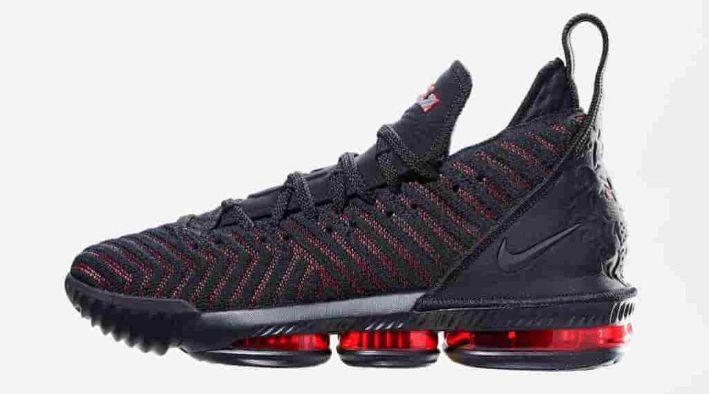 LeBron James' latest Shoe