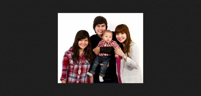 Joseph Prince & Family