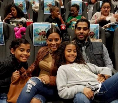 Darren Naugles & Family