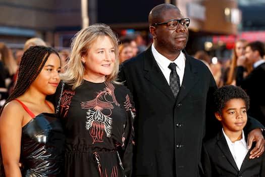 Steve McQueen & Family