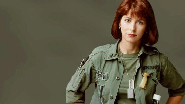 Dana Delany On China Beach