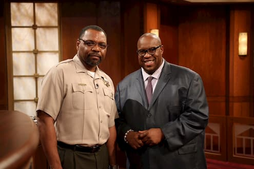 Petri Hawkins-Byrd On Judge Judy