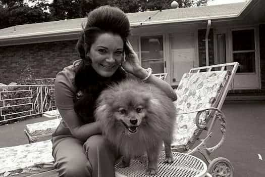 Younger Connie Francis