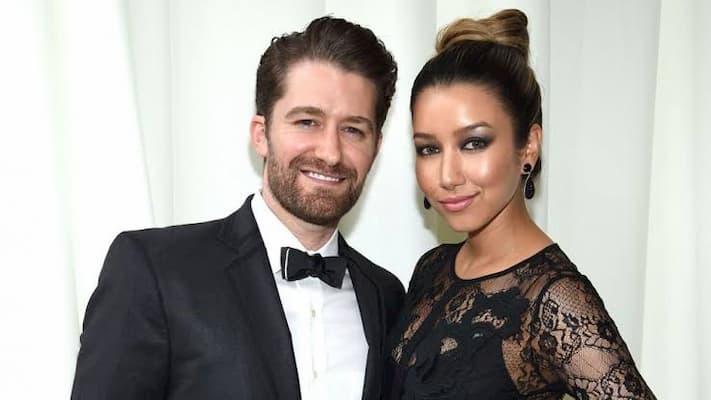 Matt Morrison and Wife Renee