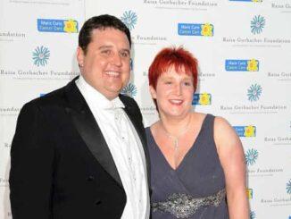 Susana Gargan and Husband Peter Kay