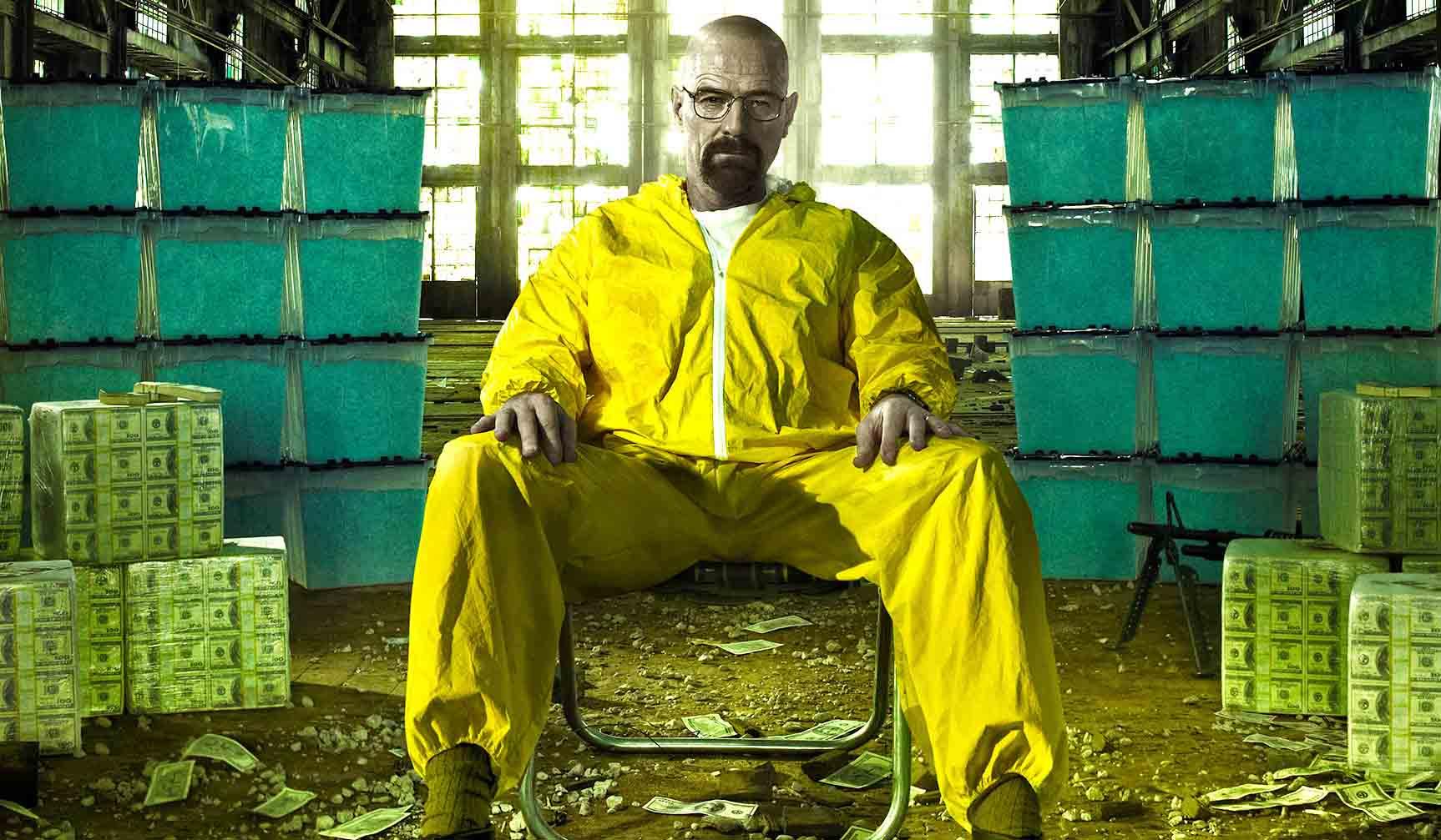 Foto: Breaking Bad, Walter White - Heisenberg