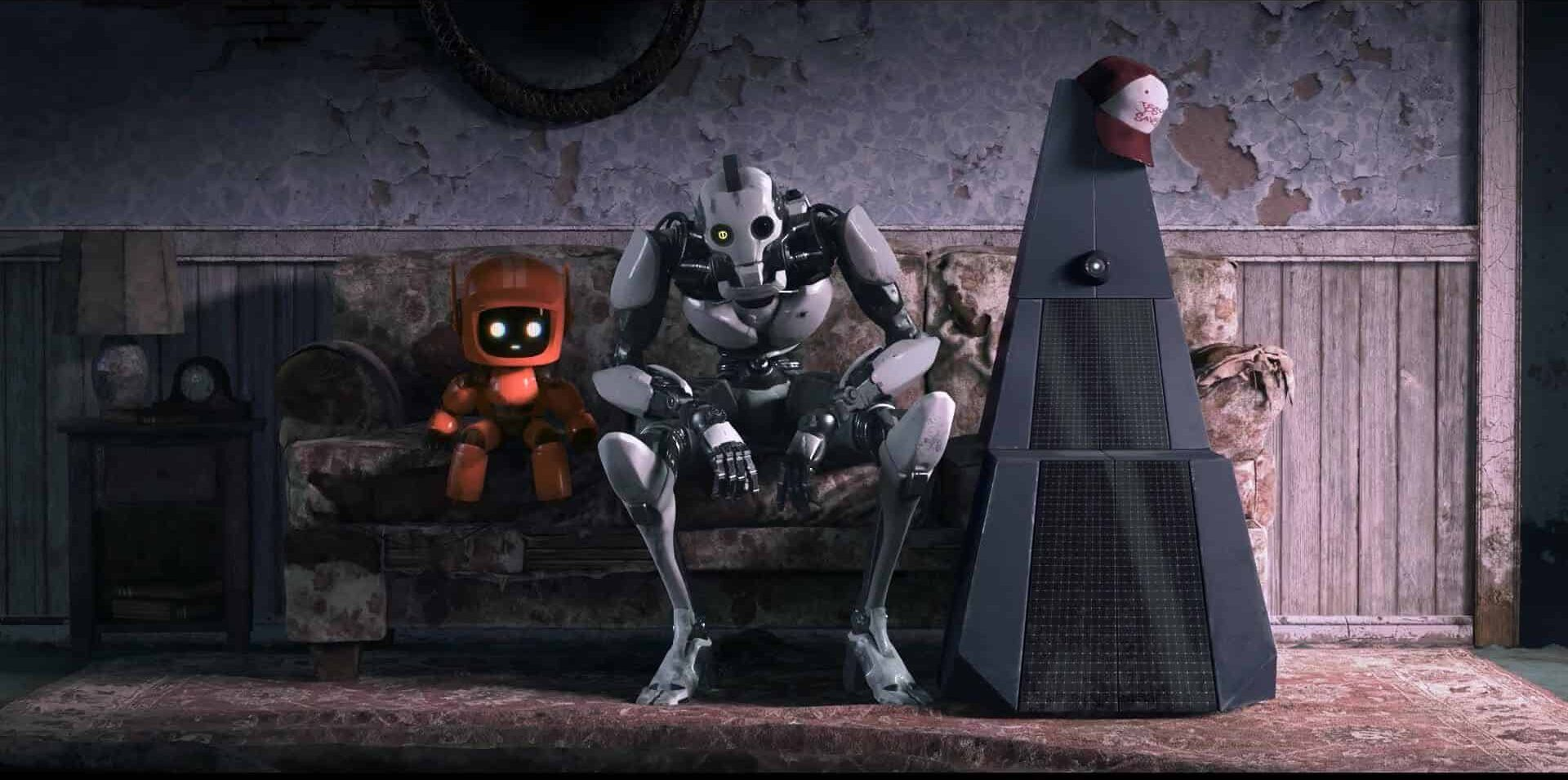 Foto: Love Death & Robots, vol. 1