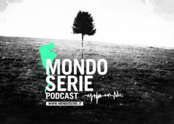 Immagine: artwork di Six Feet Under per il podcast di MONDOSERIE