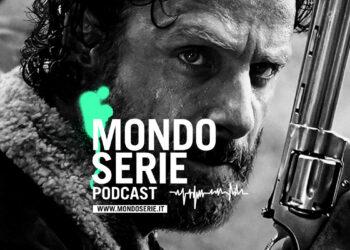 Artwork di The Walking Dead podcast di Mondoserie