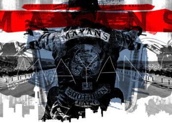 Immagine: cover di Mayans per MONDOSERIE