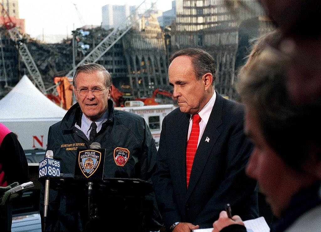 Foto: Giuliani, Fear City