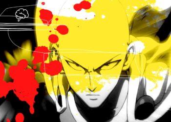 Artwork: cover di One-Punch Man per MONDOSERIE