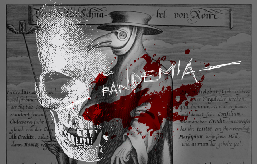 Artwork: film e serie sulla pandemia per MONDOSERIE