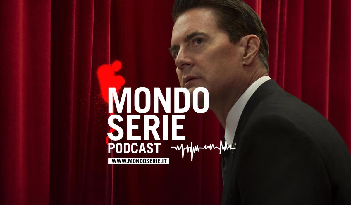 Artwork: cover per Twin Peaks podcast