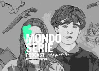 Artwork: cover di The End of the F***ing World per MONDOSERIE