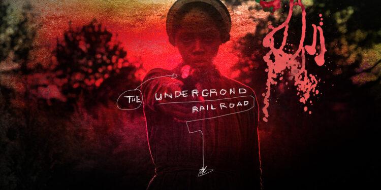 Artwork: cover di The Underground Railroad per MONDOSERIE