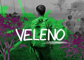 Artwork: cover di Veleno la serie per MONDOSERIE