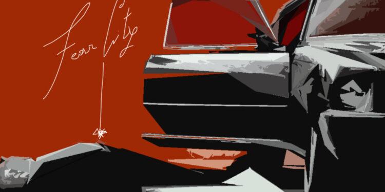 Artwork: cover di Fear City per MONDOSERIE