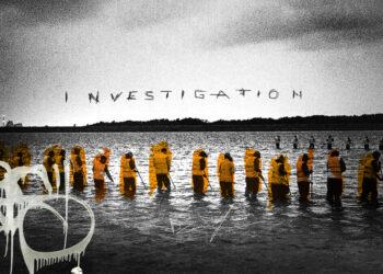 Artwork: cover di The Investigation per MONDOSERIE
