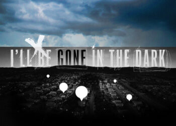 Artwork: cover di I'll be gone in the dark
