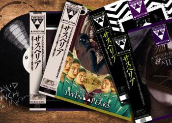 Artwork di musica Twin Peaks