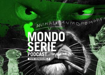 Artwork: cover di Animali antropomorfi per Mondoserie