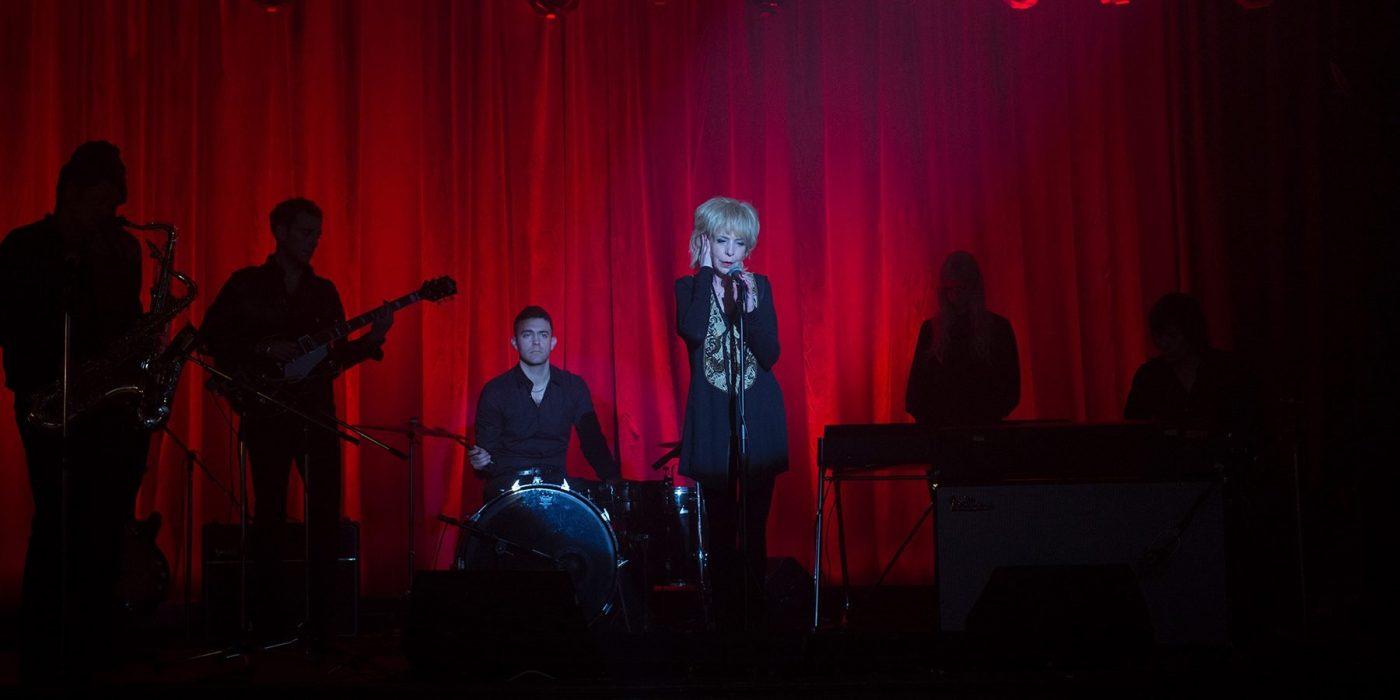 Foto: musica da Twin Peaks, Julee Cruise
