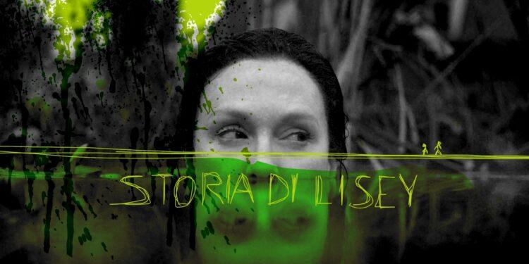 Artwork di La storia di Lisey per Mondoserie