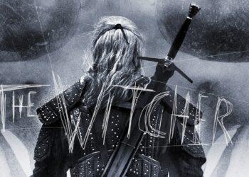 Artwork di The Witcher per Mondoserie