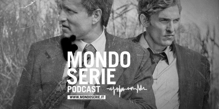 Artwork di True Detective podcast per Mondoserie