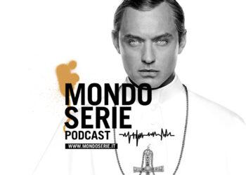 Artwork di The Young Pope The New Pope podcast per Mondoserie