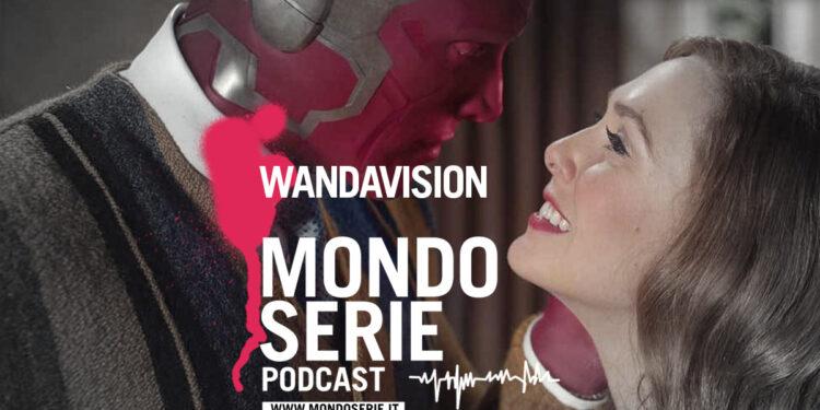 Artwork di WandaVision Fanbase per Mondoserie