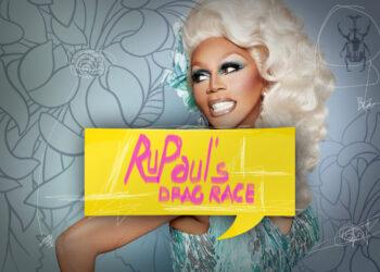 Artwork di RuPaul's Drag Race RuPauls Drag Race