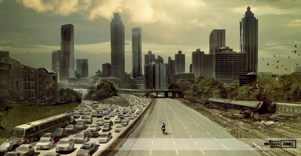 Locandina: The Walking Dead