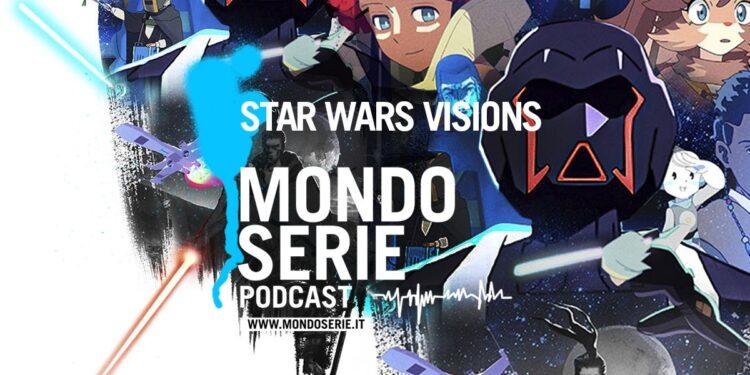Artwork di Star Wars: Visions PODCAST per MONDOSERIE