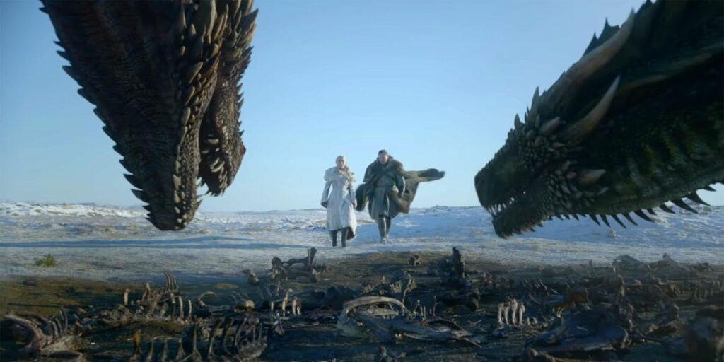 FOTO: Game of Thrones
