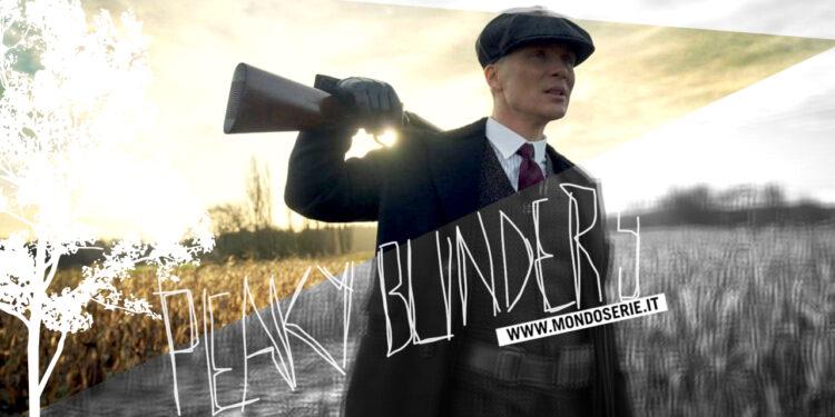 Artwork di Peaky Blinders per Mondoserie