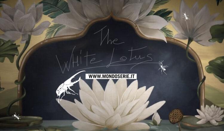 Artwork di The White Lotus per Mondoserie