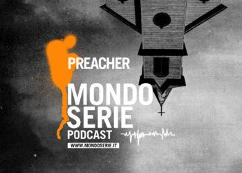 Artwork: Preacher podcast per Mondoserie