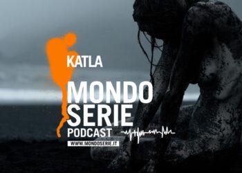 Artwork di Katla podcast per Mondoserie
