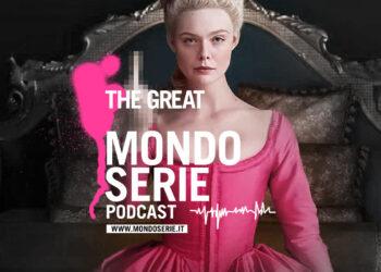 Artwork di The Great podcast per Mondoserie