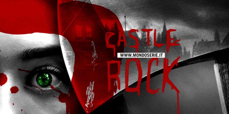 Artwork di Castle Rock per Mondoserie