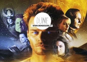 Artwork di Dune versioni per Mondoserie