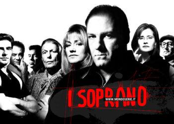 Cover di I Soprano per Mondoserie